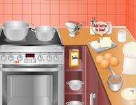 Cooking-game-cake-chocolate-flavor