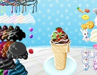 Cooking-game-ice-cream