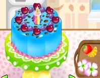 Decoration-of-cakes