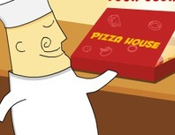Nizza pizza kitchen permainan